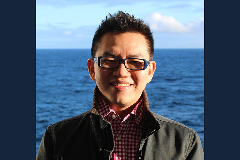 Physical Therapy Month spotlight - Andrew Tham