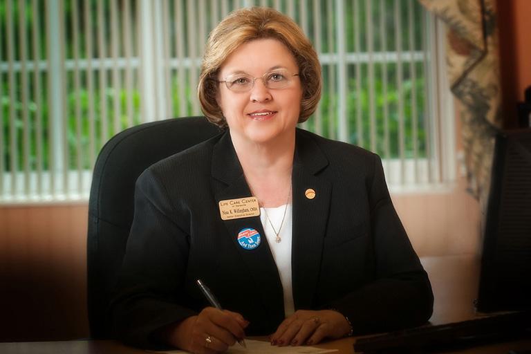 Willingham retires as senior executive director at Life Care of Sarasota