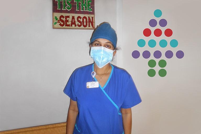 Rivergate Health Care Center associate shares her COVID-19 story