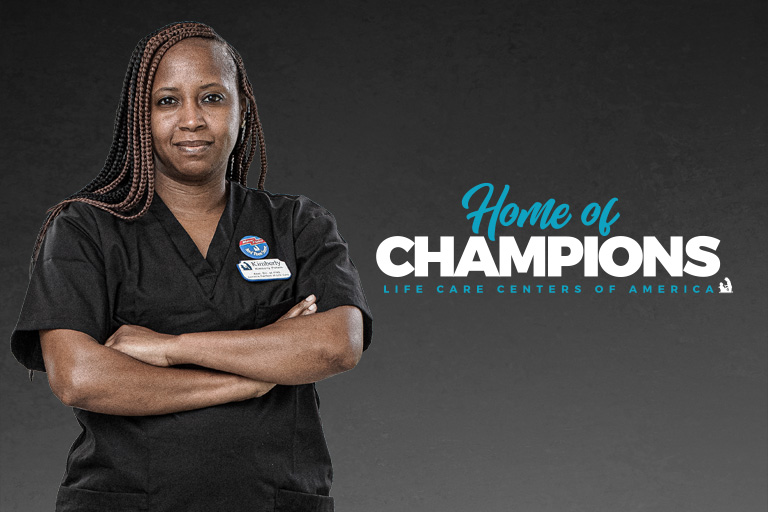 Camellia Gardens of Life Care: A Home of Champions