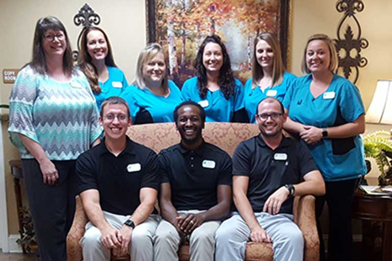 Green Valley Care Center therapists now certified dementia specialists
